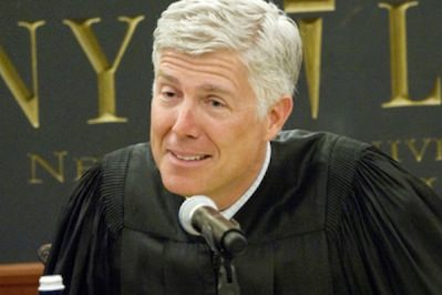 Message to Democrats: Block Neil Gorsuch's Nomination 'Using All Available Means'