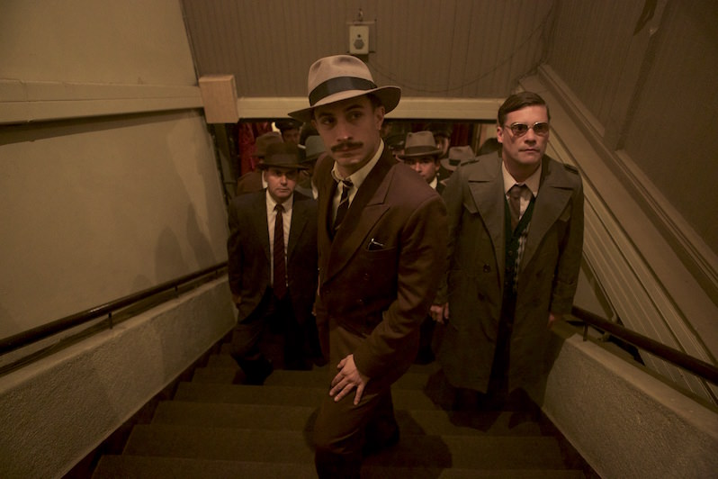 'Neruda' Makes Poetry of a Cat-and-Mouse Tale