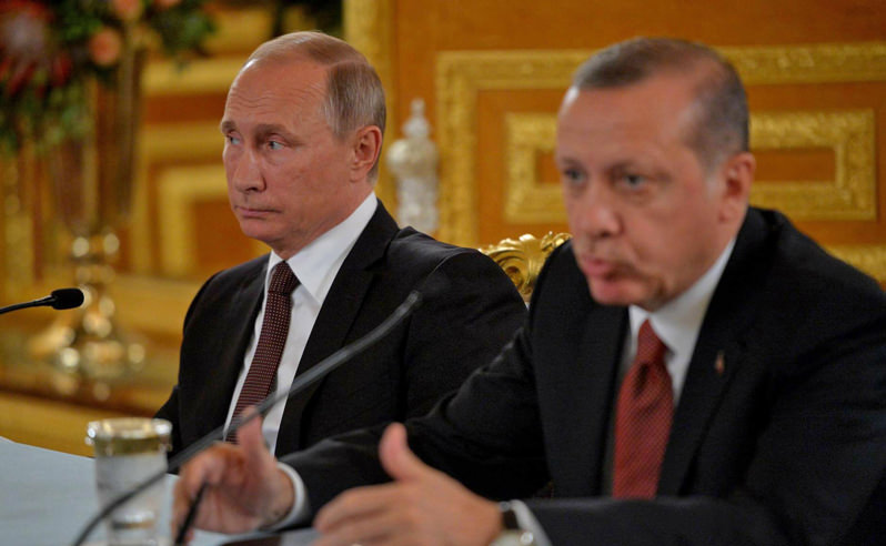 Russia Reaches Syria Cease-Fire Pact With Turkey—and the U.S. Had Nothing to Do With It
