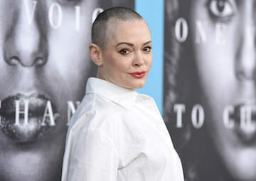 Rose McGowan Goes Public With Claim That Studio Boss Raped Her