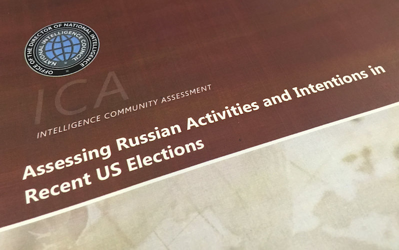 The Real Purpose of the U.S. Government's Report on Alleged Hacking by Russia