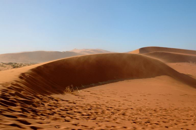 Transborder Immigrant Tool Series: How to Wait Out the 'Temper Tantrum' of a Sandstorm