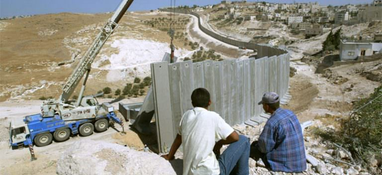 Israel's Barrier to Peace