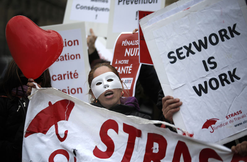 How Prostitution Became the World's Most Modern Profession