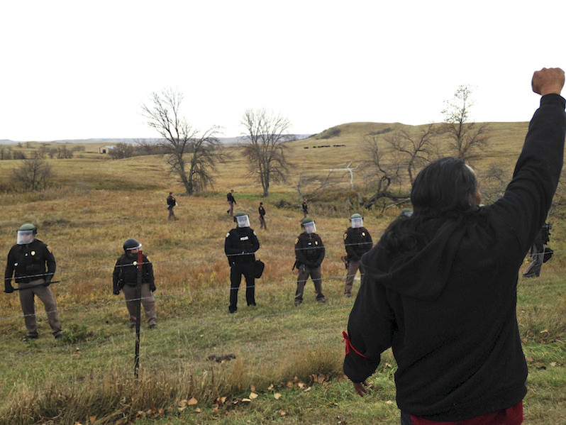 Battle Over Dakota Access Pipeline Should Be the Most Important Rivalry of 2016