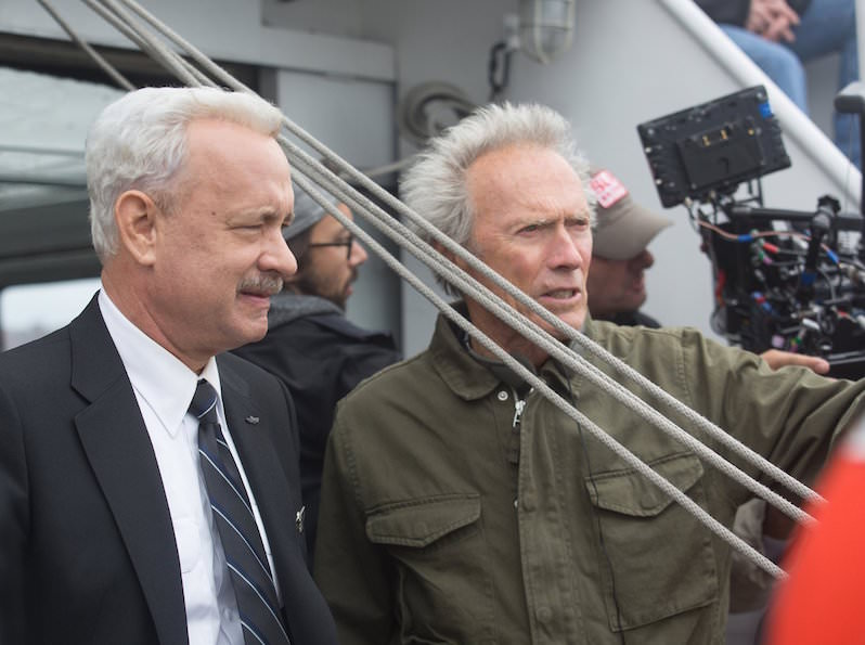 With 'Sully,' Clint Eastwood Skillfully Traffics in the Gray Zone Once Again