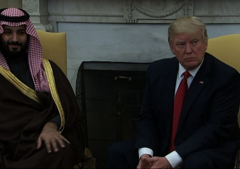 Donald Trump Meets the Heir Apparent of the Saudi Throne: Oil Boycott or Bromance?