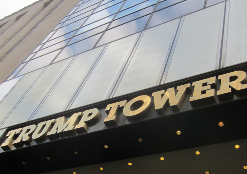Trump Almost Certainly Will Violate the Constitution if He Continues to Own His Businesses