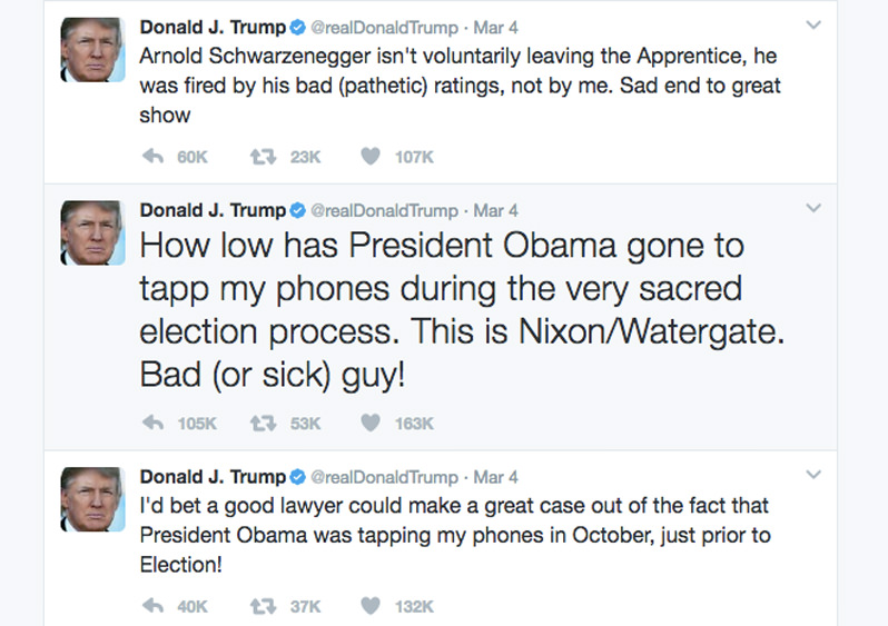 Here's What Happened While We Were Distracted by Donald Trump's Tweets