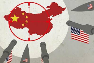 The Fake News That Will Take Us to War With China (Video)