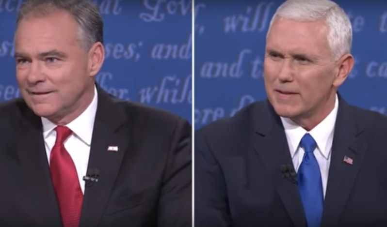 The VP Debate Served to Remind Americans Just How Extreme the Rest of the Republican Party Is