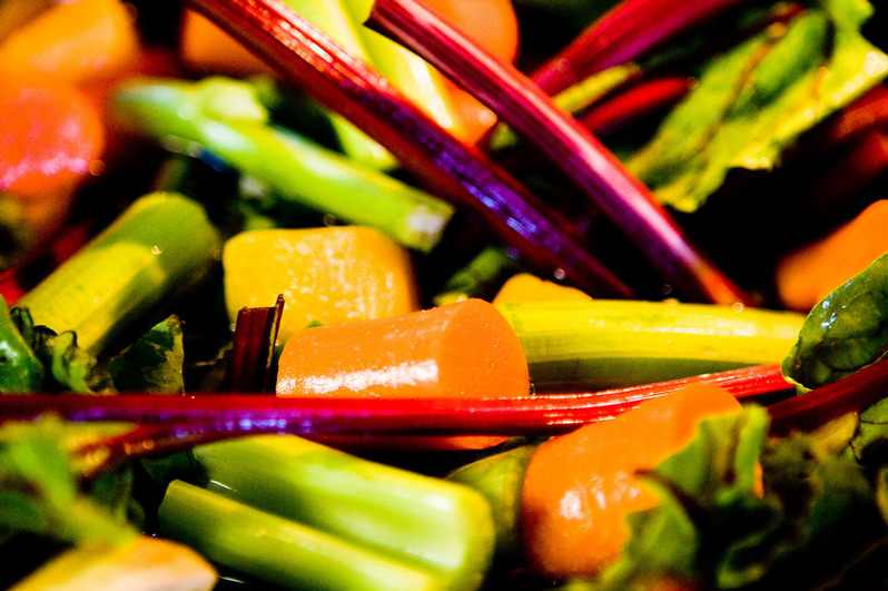 How Eating More Vegetables and Less Meat Benefits the Planet as Well as Our Health