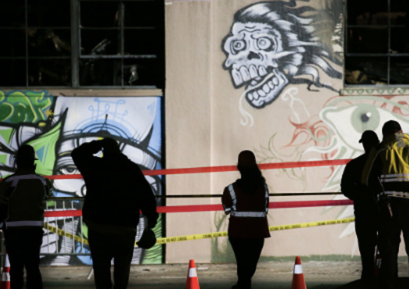 Building Code Violations and Bay Area's Unaffordable Rent Were Factors in the Oakland Warehouse Fire