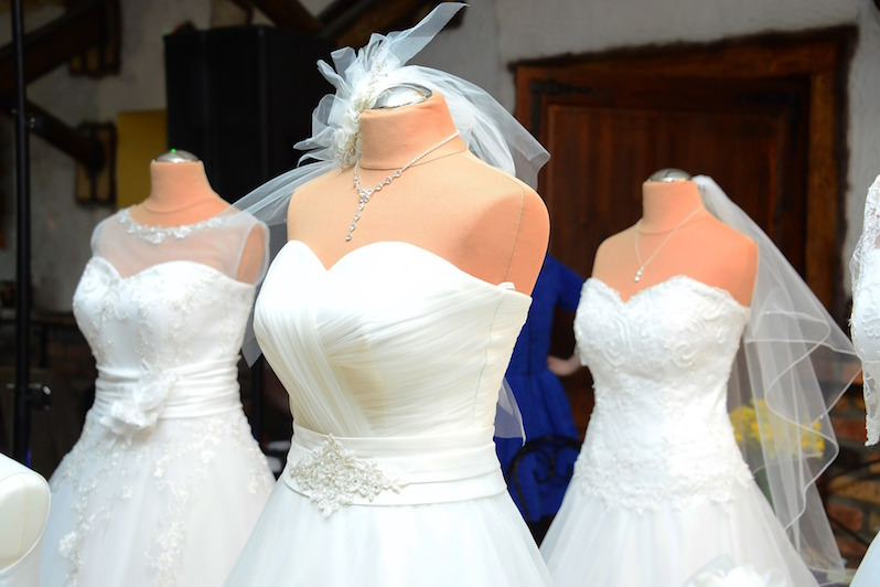 Dressing Up Human Trafficking in a Bridal Gown