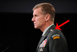 Obama Lets McChrystal Keep All 4 Stars
