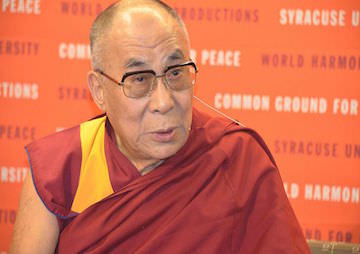 Dalai Lama's 'Sexist' Remarks Anger Equality Activists