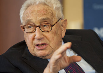 How Henry Kissinger Helped Create Our 'Proliferated' World