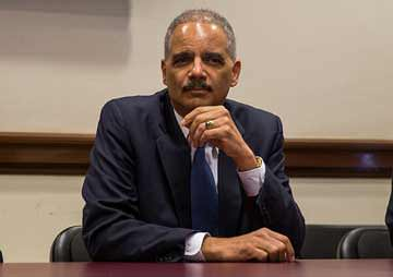 Eric Holder and RFK's Legacy