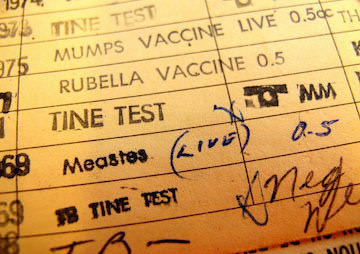 Major Study Finds No Link Between Feared Vaccine and Autism