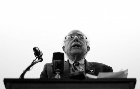 Understanding the Importance of Bernie Sanders' Candidacy Requires Revisiting Santa Claus Politics
