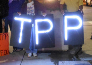 Anti-Sovereignty Trans-Pacific Partnership Passes House Committee