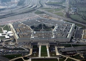 Pentagon Laying Off 46,000 Workers