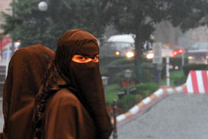 Fashion Police: France Votes to Ban the Burqa