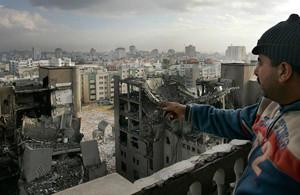 U.N. Human Rights Investigator Accuses Israel of War Crimes
