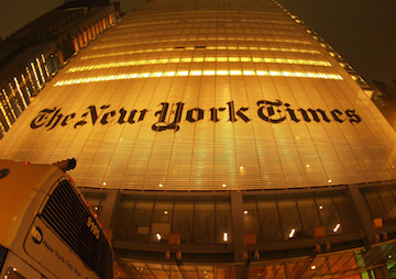 The New York Times Vows to Do Better on National Security