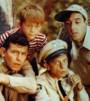 Goodbye, Andy Griffith