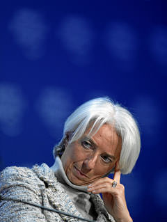 IMF Breaks With Tradition to Put a Woman in Charge