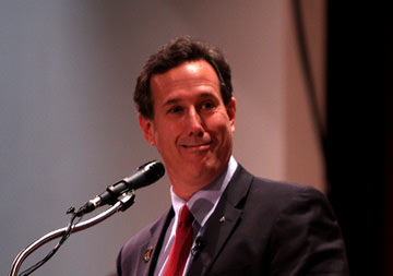If Rick Santorum Runs Again, He'll Try to Be Less 'Crazy' and 'Dumb'