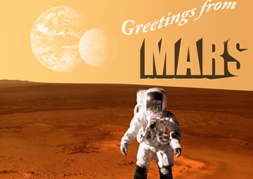 Nerds, Rejoice: Obama Promises to Send Astronauts to Mars ... to Stay