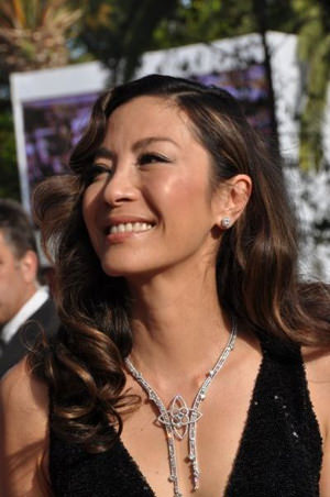 Actress Michelle Yeoh Barred From Burma