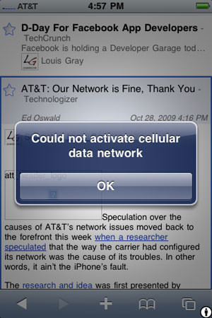Frustrated Subscribers Target AT&T