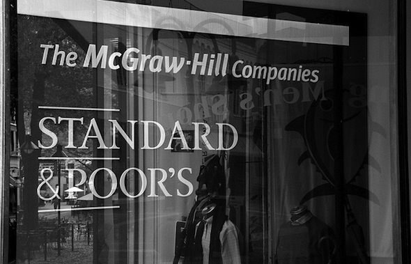 California May Be Able to Sue 'Deceptive' Standard & Poor's