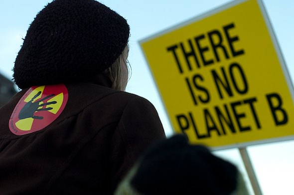 Why We March: Stepping Forth for a Planet in Peril
