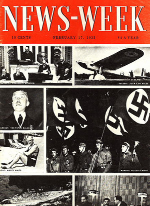Newsweek Is Sold to 91-Year-Old Stereo Magnate