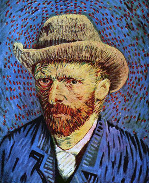 The Great Van Gogh Murder Mystery