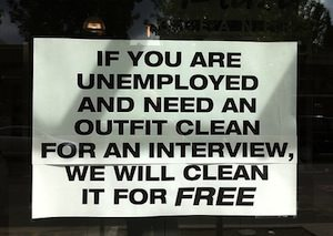 Unemployment IS Down: When Good News Really Isn't