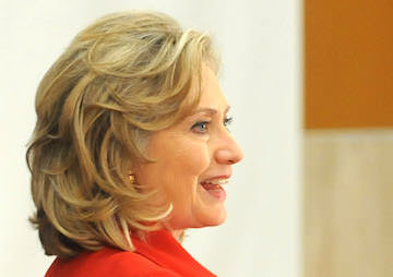 Does Hillary Clinton Care About the Gender Pay Gap? She Didn't When She Was a Senator