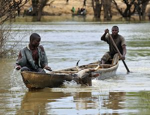 Warmer Climate Will Hit Volta River Levels