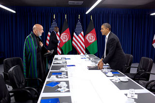 Karzai's Bagram Demands Add Stress to U.S. Policy