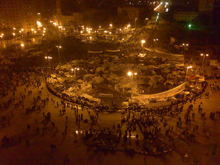 Globalizing Dissent, From Tahrir Square to Liberty Plaza