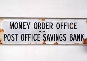 A Postal Savings Bank: Infrastructure That Doesn't Cost Taxpayers a Dime