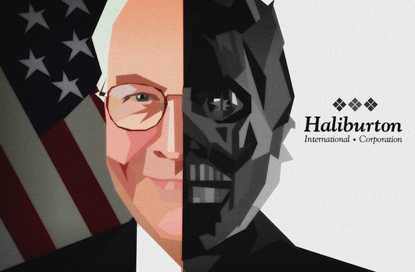 In the Darkness of Dick Cheney