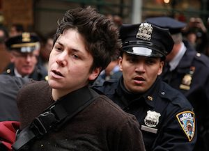 NYPD vs. Occupy: Cops Out of Control