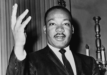 MLK Documentary: 'When Silence Becomes Betrayal'