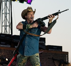 Ted Nugent to 'Demilitarize' Before Attending State of the Union