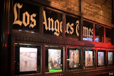 Deja Newspapers: On Getting Canned by Los Angeles Times ... Again